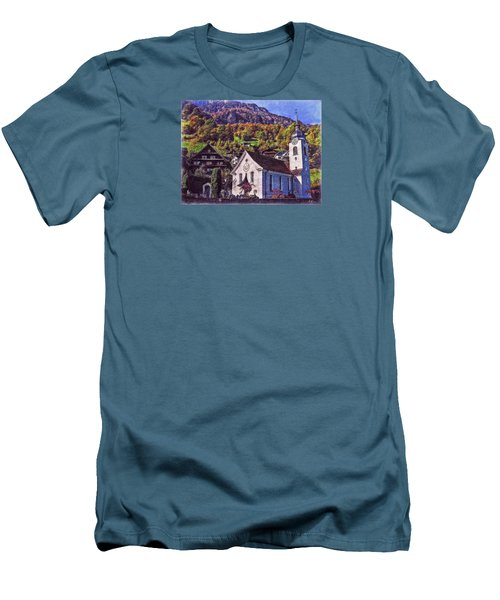 Arcadian Hamlet Men's T-Shirt (Athletic Fit)