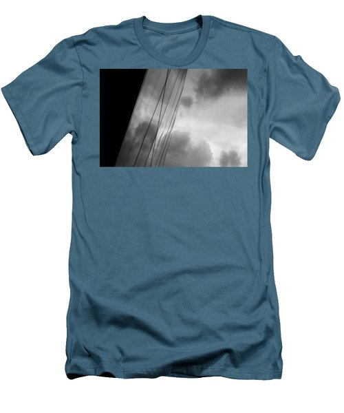 Architecture And Immorality Men's T-Shirt (Slim Fit)