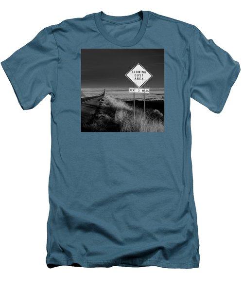 Arizona Road Men's T-Shirt (Athletic Fit)