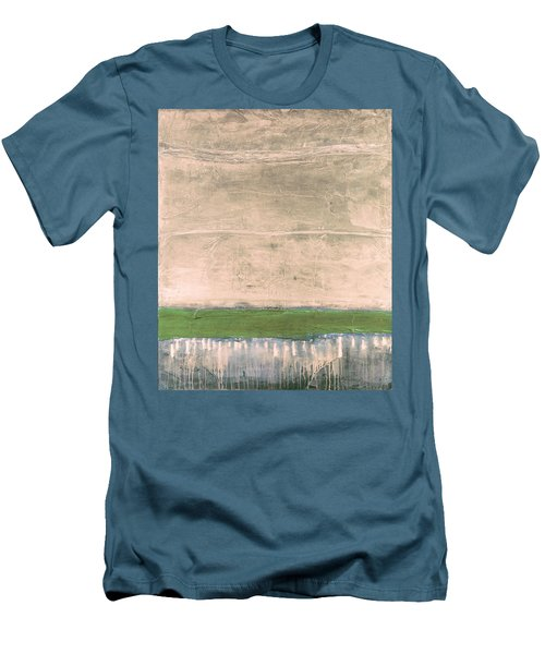 Art Print Nez Perce Men's T-Shirt (Athletic Fit)