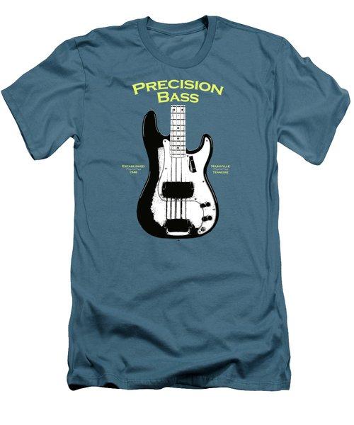 Fender Precision Bass 58 Men's T-Shirt (Athletic Fit)