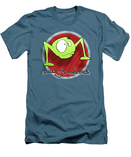 Ramble Men's T-Shirt (Slim Fit) by Uncle J's Monsters