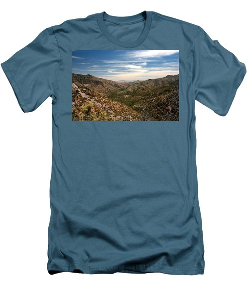 Men's T-Shirt (Slim Fit) featuring the photograph As Far As The Eye Can See by Joe Kozlowski