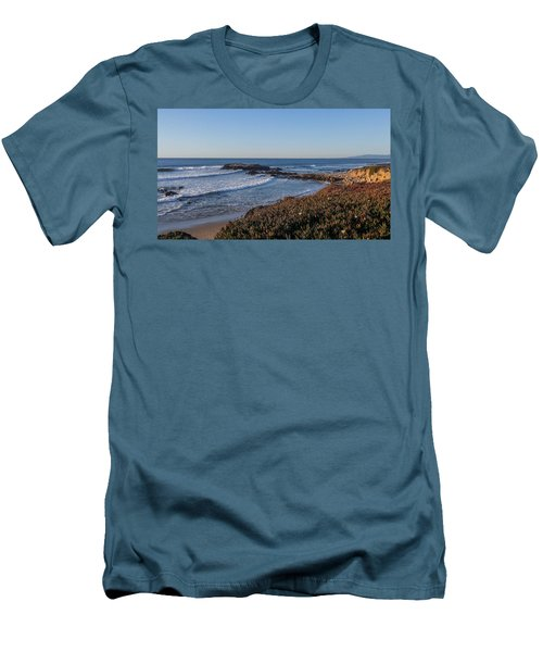 Asilomar Shoreline Men's T-Shirt (Slim Fit)