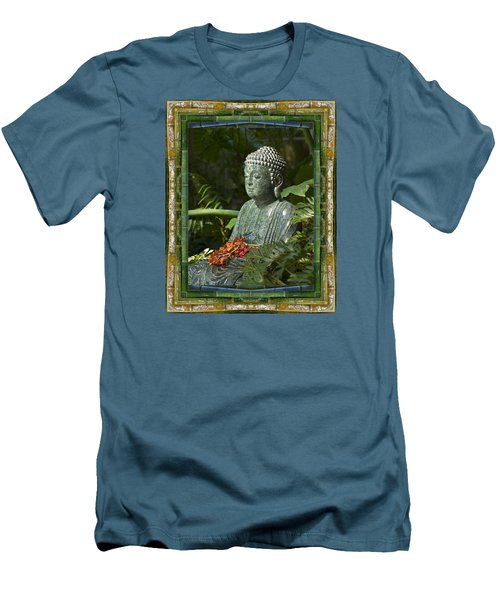 Men's T-Shirt (Slim Fit) featuring the photograph At Rest by Bell And Todd