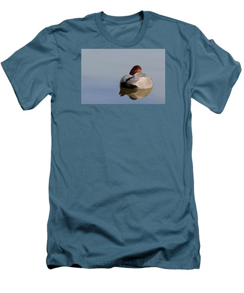 Men's T-Shirt (Slim Fit) featuring the photograph At Rest by Richard Patmore