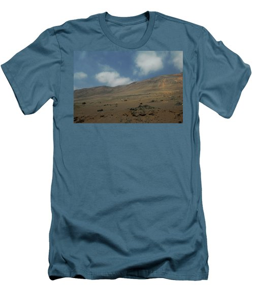 Atacama Desert Men's T-Shirt (Athletic Fit)