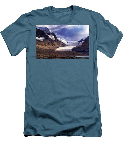 Athabasca Glacier Men's T-Shirt (Athletic Fit)