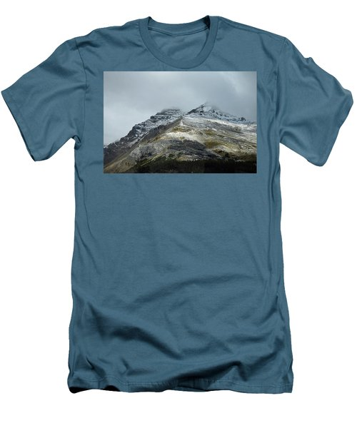 Athabasca Glacier No. 3-1 Men's T-Shirt (Athletic Fit)