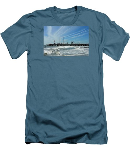 Atlantic City, New Jersey Men's T-Shirt (Athletic Fit)