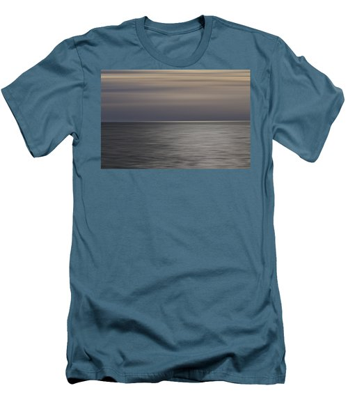 Atlantic Sunrise  Men's T-Shirt (Slim Fit) by Kevin Blackburn