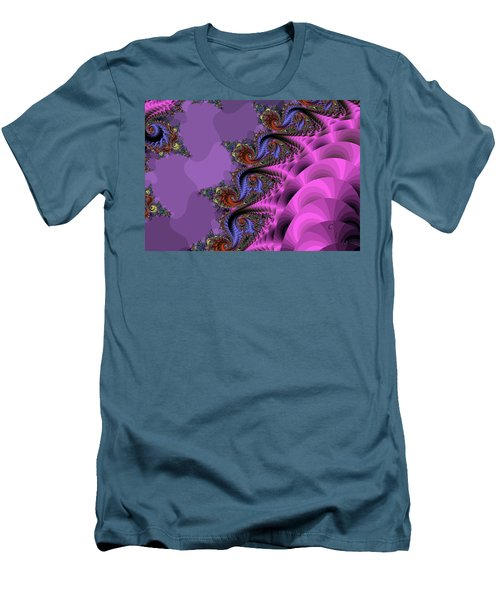 Attack Of The Magic Triapus Men's T-Shirt (Athletic Fit)