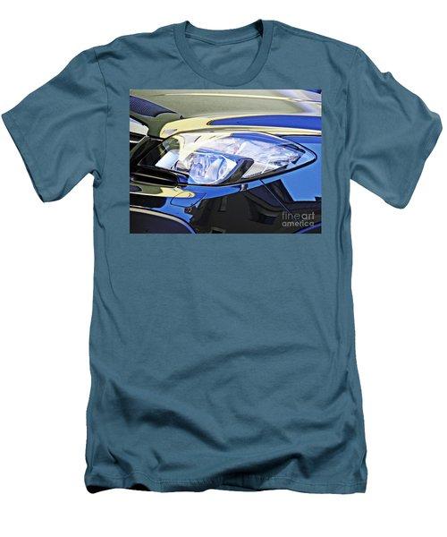 Auto Headlight 191 Men's T-Shirt (Slim Fit) by Sarah Loft