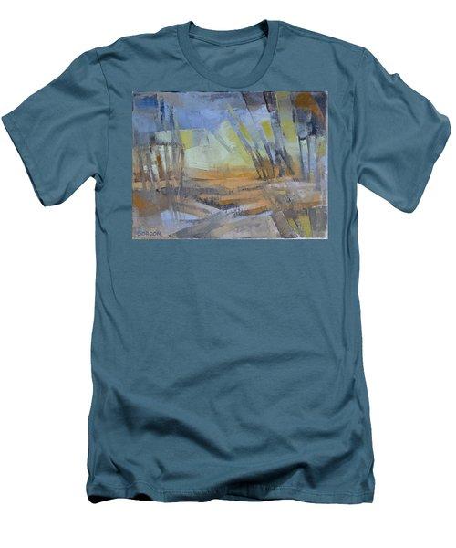 Autum Light Men's T-Shirt (Athletic Fit)