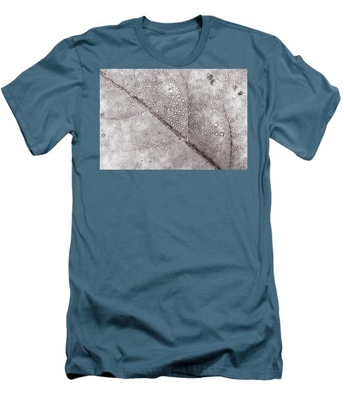 Men's T-Shirt (Athletic Fit) featuring the photograph Autumn Leaves Changing Color During October - November For Fall  by Jingjits Photography