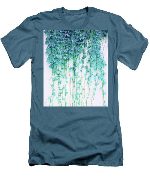 Average Absence Men's T-Shirt (Slim Fit) by Uma Gokhale
