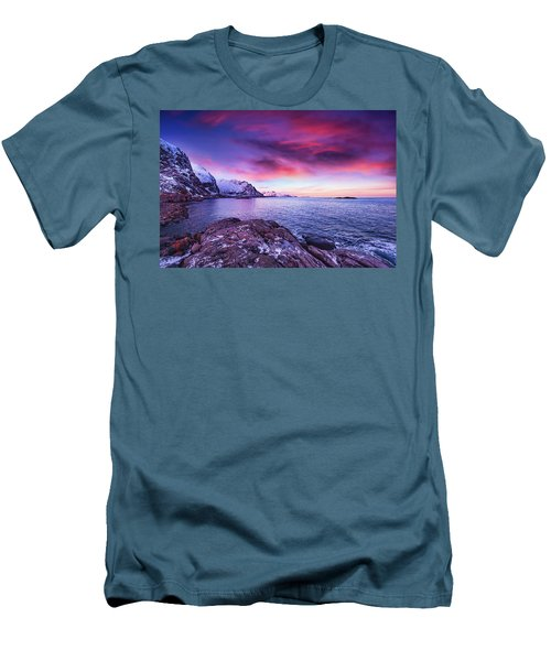 Away From Today Men's T-Shirt (Athletic Fit)