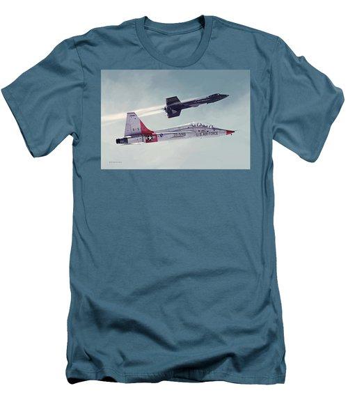 Away Men's T-Shirt (Athletic Fit)