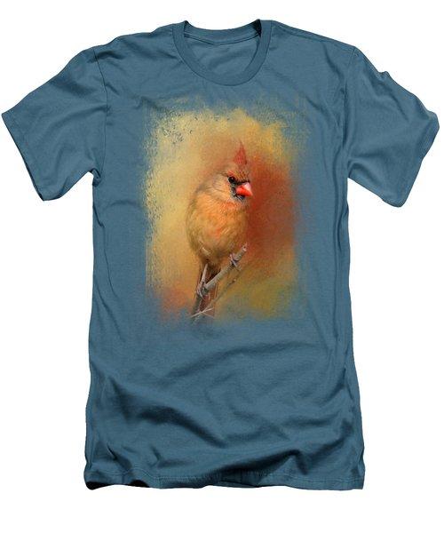 Backyard Jewel Men's T-Shirt (Slim Fit) by Jai Johnson