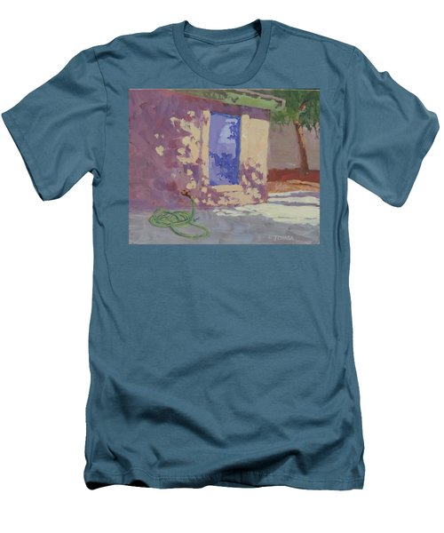 Backyard Shadows Men's T-Shirt (Athletic Fit)