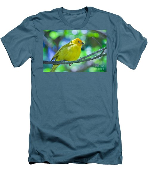 Balance Of Nature Edition 3 Men's T-Shirt (Slim Fit) by Judy Kay
