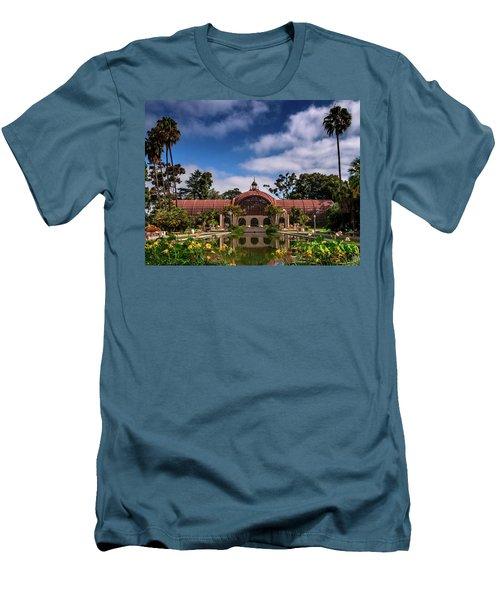 Balboa Park Men's T-Shirt (Slim Fit) by Martina Thompson