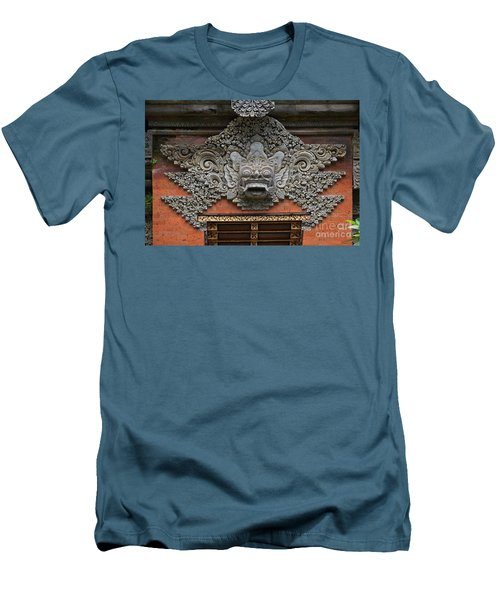 Men's T-Shirt (Slim Fit) featuring the photograph Bali_d5 by Craig Lovell