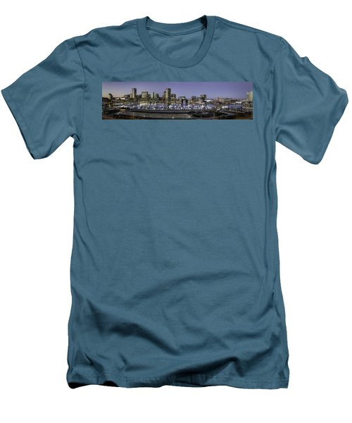 Baltimore Inner Men's T-Shirt (Athletic Fit)