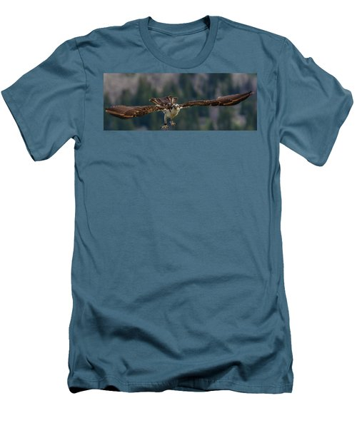 Banded But Bold Men's T-Shirt (Slim Fit) by Yeates Photography