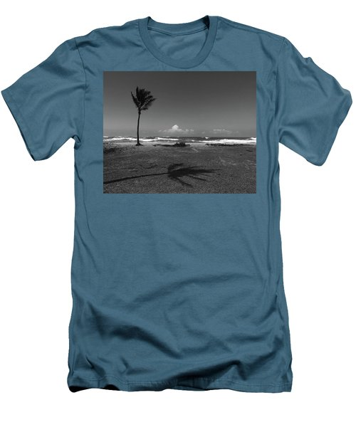 Barbers Pt., Oahu Men's T-Shirt (Athletic Fit)