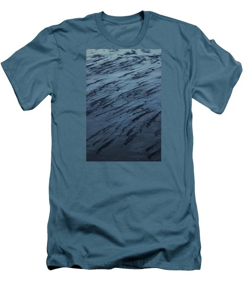 Beach Abstract 20 Men's T-Shirt (Athletic Fit)