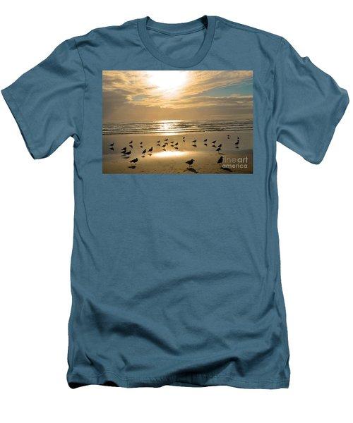 Beach Party Men's T-Shirt (Athletic Fit)