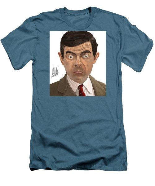 Bean Men's T-Shirt (Athletic Fit)