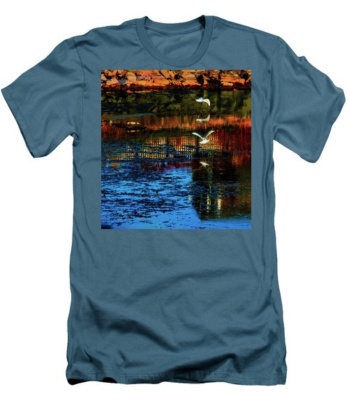 Beautiful II Men's T-Shirt (Athletic Fit)
