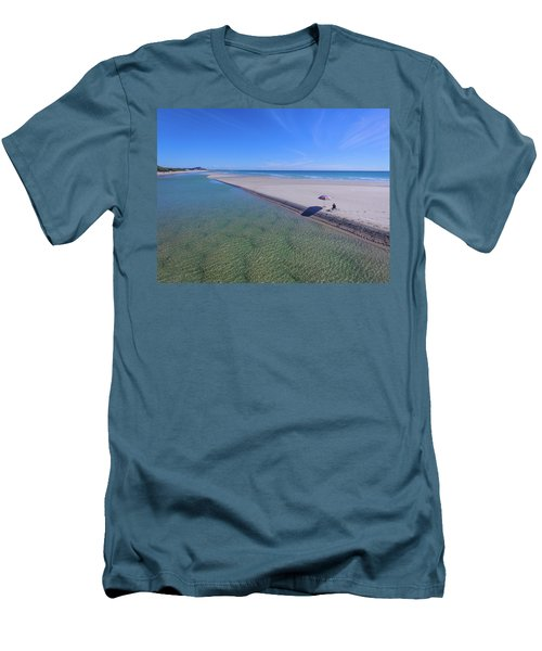 Beautiful One Day And Perfect The Next Men's T-Shirt (Athletic Fit)