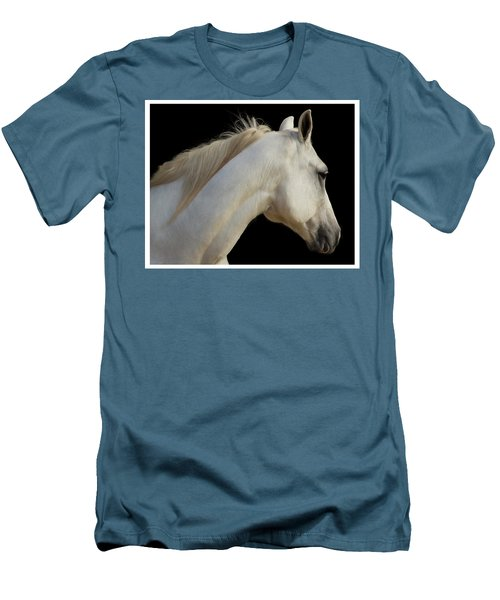 Men's T-Shirt (Slim Fit) featuring the photograph Beauty by Sharon Jones