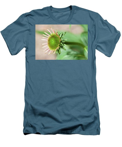 Becoming Echinacea - Men's T-Shirt (Athletic Fit)
