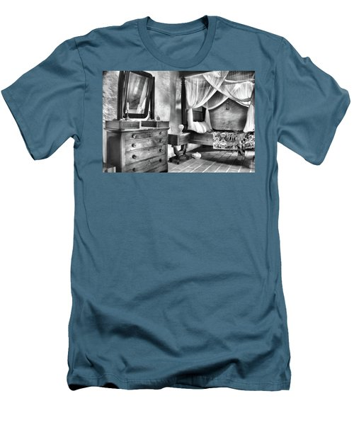 Bedroom Men's T-Shirt (Athletic Fit)