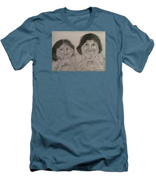 Bedtime Stories Men's T-Shirt (Athletic Fit)