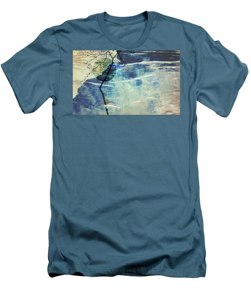 Believe Men's T-Shirt (Slim Fit) by AugenWerk Susann Serfezi