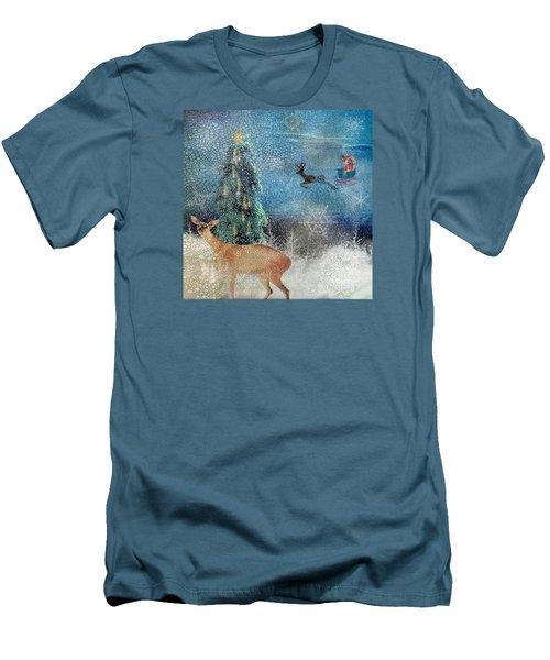 Believe Men's T-Shirt (Slim Fit) by Diana Boyd