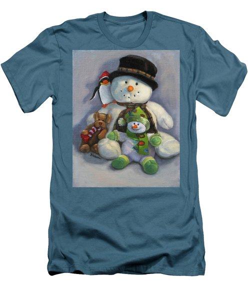Best Of Friends Men's T-Shirt (Athletic Fit)