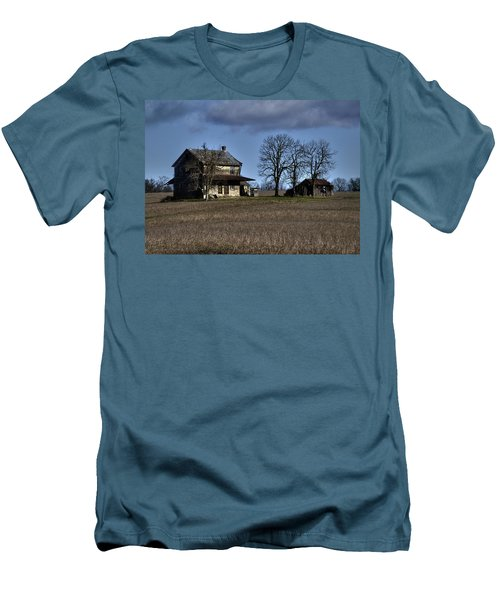 Men's T-Shirt (Slim Fit) featuring the photograph Better Days by Robert Geary