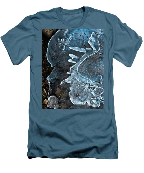 Men's T-Shirt (Slim Fit) featuring the photograph Beyond by Tom Cameron