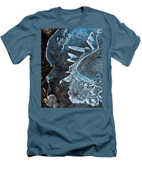 Beyond Men's T-Shirt (Slim Fit) by Tom Cameron