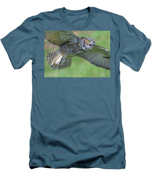 Big Eyes... Men's T-Shirt (Athletic Fit)