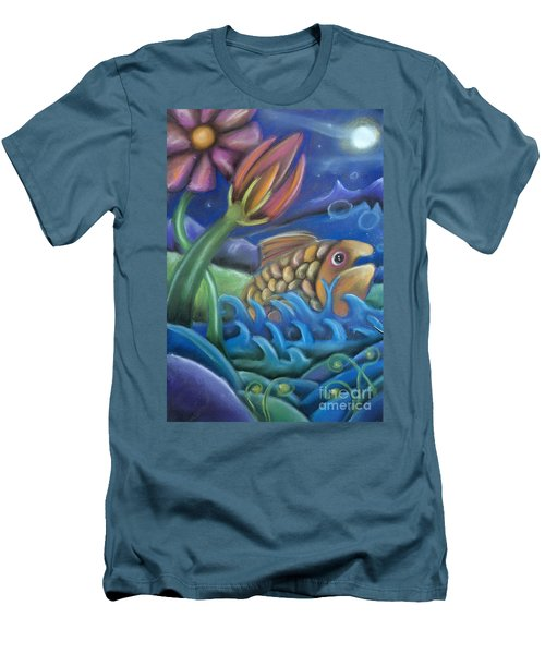 Big Fish Men's T-Shirt (Athletic Fit)