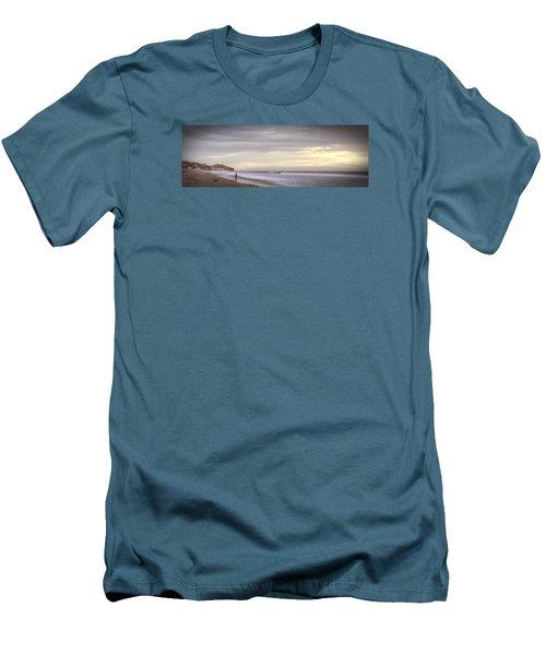 Big Ocean Men's T-Shirt (Athletic Fit)
