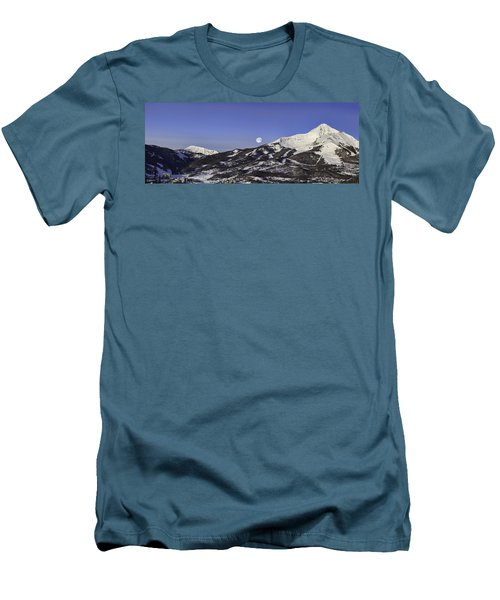 Big Sky Panorama Men's T-Shirt (Athletic Fit)