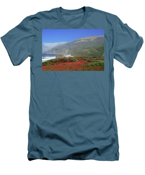 Big Sur 4 Men's T-Shirt (Athletic Fit)